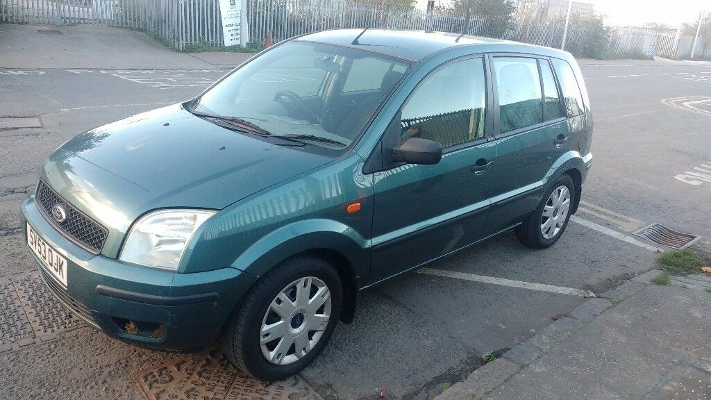 2003 ford fusion 1 6 mot 1 year in muirhouse edinburgh gumtree. Black Bedroom Furniture Sets. Home Design Ideas