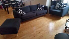 Ikea Sofa set 4 places