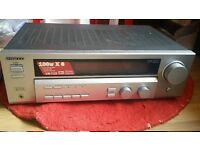 Kenwood VR-715 5.1 Receiver (doesn't switch on) + RCA home theatre speaker system