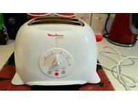 Moulinex 2 Slice Toaster