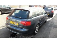audi s line very good condition throughout f/s/h/