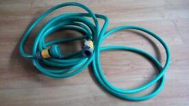 garden hose Hazelock connector