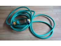 garden hose Hazelock connector