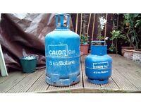 Color gas bottle x2