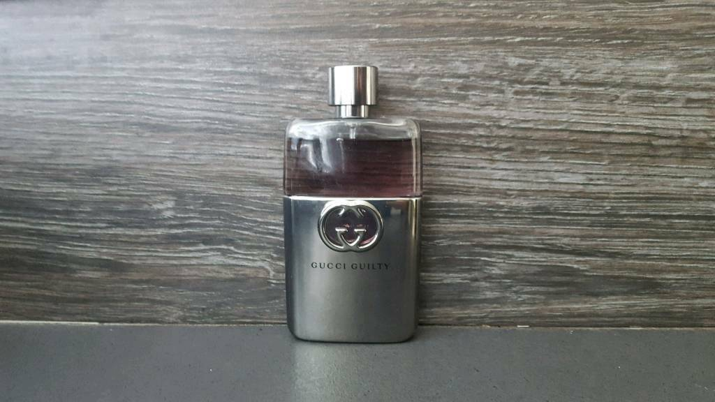 Gucci Guilty Mens Edt 90 ml