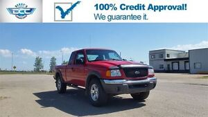 2003 Ford Ranger FX4 Off-Road!! Amazing Value!!