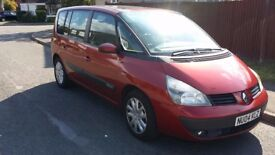 2004 Renault Espace 2.2 dci - diesel automatic - MPV - 7 Seat - 5 door