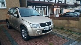 LOW MILEAGE,HPI CLEAR,AUTOMATIC SUZUKI GRAND VITARA ,ONE FAMILY OWNED,FULL SERVICE HISTORY,TWO KEYS