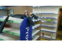 Shop shelves /gondola /wall freezer