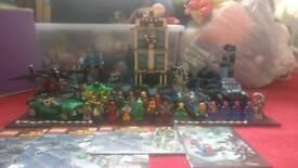 Lego Marvel Joblot