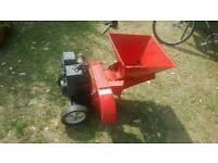 MTD Products petrol wood chipper shredder mulcher vgc