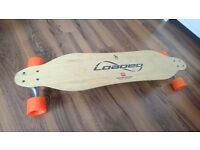 Great condition Loaded Longboard from California.