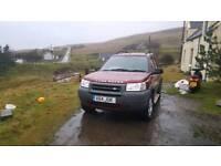 Land Rover Freelanders