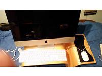 Apple iMac, Mid-2011 Model (Aluminium White)