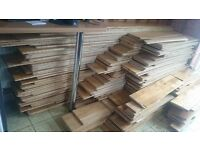 HUGE QUANTITY OF GOOD QUALITY OAK LAMINATE FLOORING ** MUST GO - NEED THE SPACE ** *