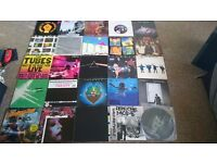 Punk, Electronic and Rock Vinyl LP Record Collection For Sale!