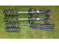 Volvo c30 stocks and springs