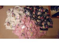Joblot Tinkerbell hat and gloves sets approx 49 items
