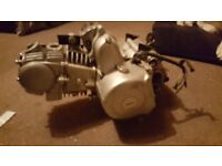 140 pitbike engine brand new