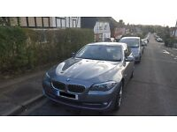 2011 BMW 520D Full Service History, Creme Leather Interior, Sports Transmission Must See!