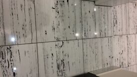 10 60x60 Tiles originally bought for £13 each and selling for £8 each
