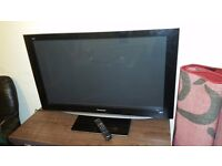 Tv panasonic plasma 42 pol