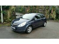 2009 vauxhall corsa 1 owner from new