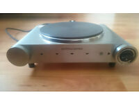 Andrew James Electric Hob bought last year never used.