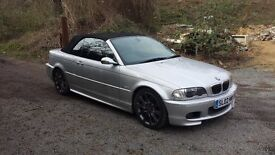 Excellent example and condition of a BMW 330 ci Sports with lots of extras....