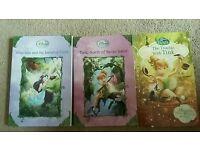 Disney Fairies books x 3