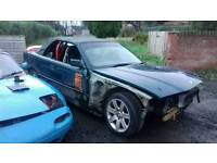 BMW E36 328I COMPLETE CAR FOR BREAKING PARTS TRACK/DRIFT CAR