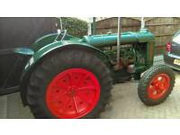 Fordson Standard N Tractor.