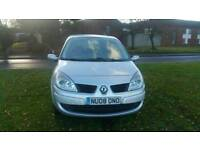 Renault grand scenic 7 seater long mot hpi clear excellent drive