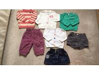 Bundle of 7 items 3-6 months in great condition