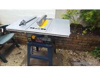 Table saw - RYOBI ETS-1525