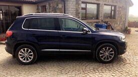 Volkswagen TIGUAN £12,500 ono