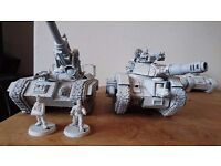 Games Workshop Warhammer Imperial Guard Army Citadel Cadian