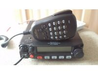 Yeasu FT-1900 vhf transceiver