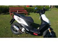 Yamaha Jog 50 RR