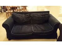 Two-seater sofa in Clifton