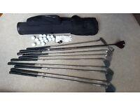 Golf clubs (half set)