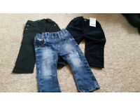 Kids trousers by Next Size 9-12months