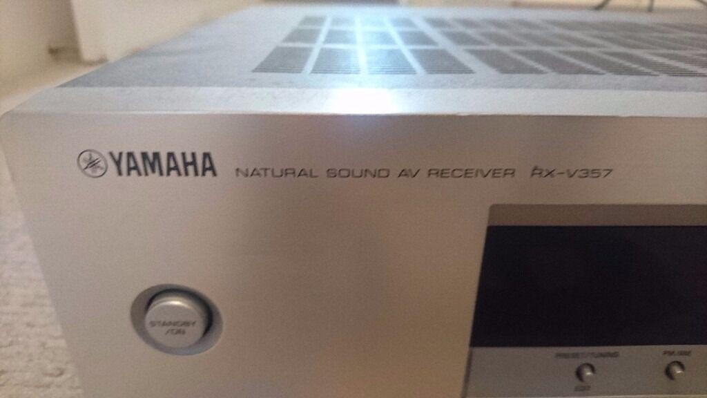 Yamaha rx-v357 reciever   in Haringey, London   Gumtree