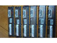 Hynix RAM memory 2Rx4 PC3-8500R