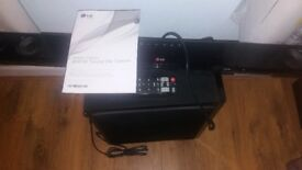 LG 300W Sound Bar with Remote Control