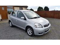 *TOYOTA YARIS AUTOMATIC WITH ONLY 6500 MILES YES!!ONLY 6500 MILES*(Clio,Corsa,Micra,Polo,Ka,Ibiza)