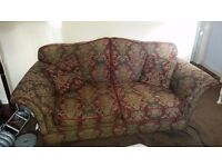 3 piece vintage sofa - very good condition