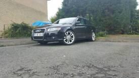 Audi A4 s-line avant