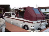 Dawncraft 22 fiberglass leisure cruiser