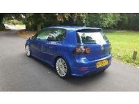 Quick Sale - Blue Golf R32, Heated Recaro Bucket Seats, Milltek Exhaust System - May PX